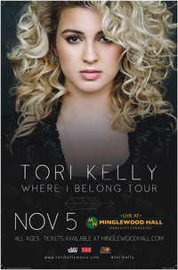Torie Kelly Tour Photo